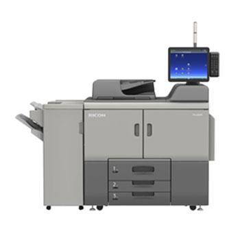 單頁黑白生產型數碼印刷機