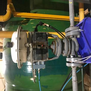 FLOWSERVE 氣動薄膜閥,VT26DKVNQ包含附件一套