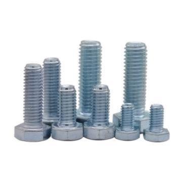 六角螺栓AB級GB/T5782;M20X170;10.9;鍍鋅