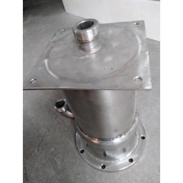嘉誠 不銹鋼水套,φ160*210mm