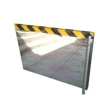 金能電力 不銹鋼擋鼠板50cm高(201板,雙面),JN-DSB-B01,可備注尺寸(定制)