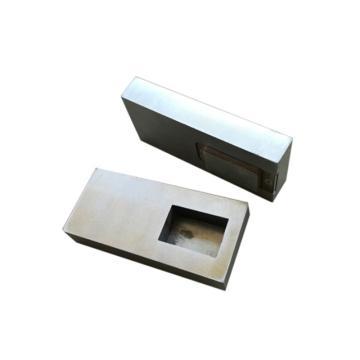 京铁腾飞 2°倾角垫块,轨距尺检定器专用