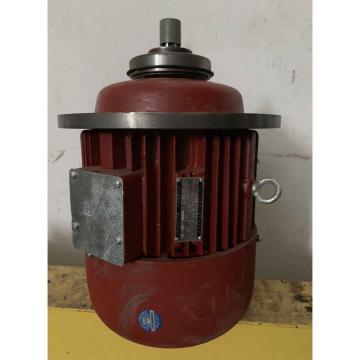 南京起重電機總廠 錐形轉子立式電動機,ZD132-4 4.5kw