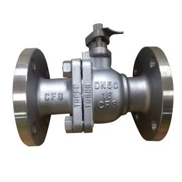 西域推薦 不銹鋼球閥,Q41F-16P DN65
