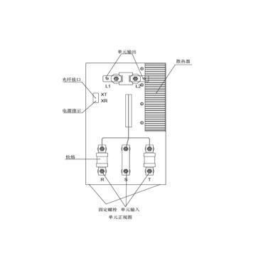合康變頻 變頻器功率單元,HPU690/192D1P