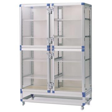亞速旺 大型氣體置換防潮箱,內寸:1138×483×1486mm,不銹鋼隔板,GD-WS,1-5212-04,運費需另算