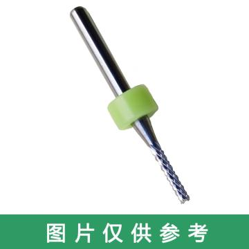 奥士特 左旋铣刀,1.0mm*3.0mm