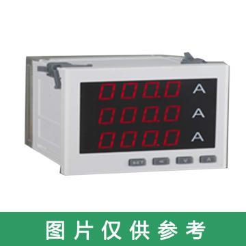 德泰 智能数显电测仪表电流表,DTZ 24 规格450V(AC/DC 80-270V)