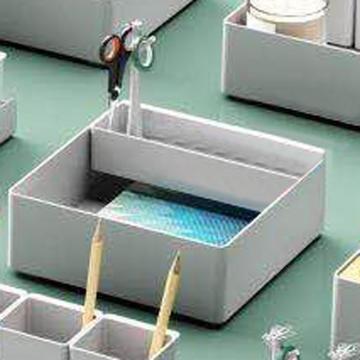 震旦 桌上收纳盒 ,DH-ZNX(P81)
