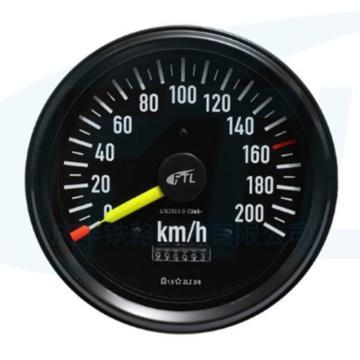 庆丰 双针速度表(带里程),EGS3/8系列-200km(带里程)