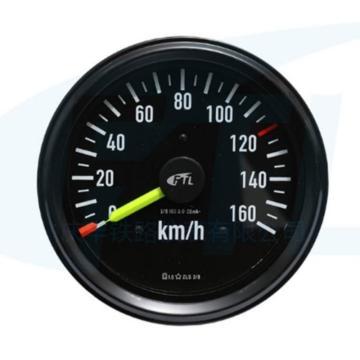 慶豐 雙針速度表(不帶里程),ZLSS3/8系列-160km(帶降壓電阻)(不帶里程)