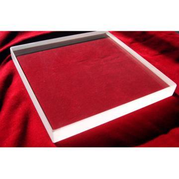 西域推荐 石英玻璃板,160*85*10mm