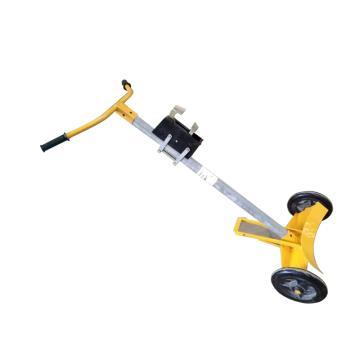 西域推荐 两轮油桶车,通用 10寸橡胶轮 载重450公斤
