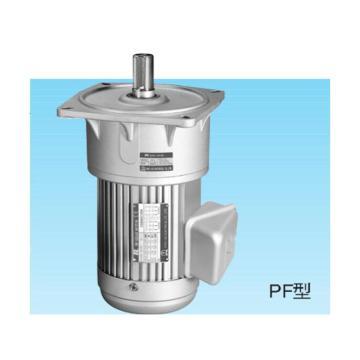 台湾东力 电机,PF18-0200-75S3-Y 0.2KW 1/4HP 220V/380V 50HZ 1380r/min IP44