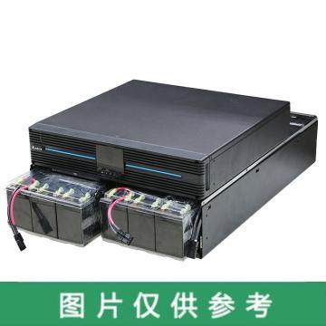 台达Delta 不间断电源,机架式铅酸电池包(3U)
