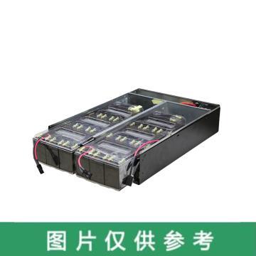 台达Delta 不间断电源,3U标准电池柜,内置20颗12BV/9AH电池,适用于旧款RT5-11K