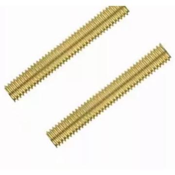 西域推薦 銅螺桿,M10*1.5m-CH GB901