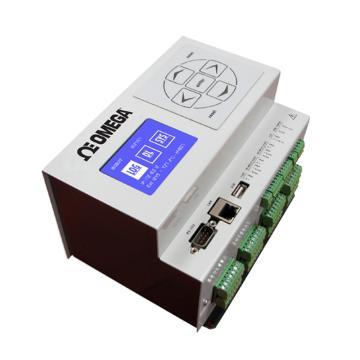 OMEGA 24通道以太网数据记录仪,OM-240 内嵌Web服务器