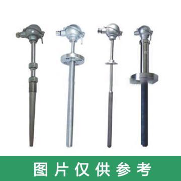 上海裕韩 耐磨热电偶,WRNN-330 K 0-1200℃ L=550mm l=400mm Φ20
