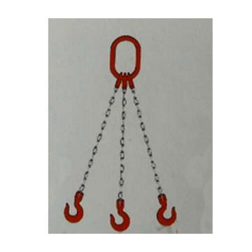 神达 三腿链条组合,φ8*0.7M/3T