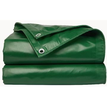 汕头源兴 加厚防雨防水防晒抗老化遮阳PVC涂塑棚布,8m*8m*0.5mm深绿