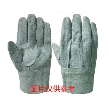 西域推荐 皮质手套,猪皮,均码