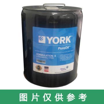 """约克 """"K"""" 油,011-00533-000 (5加仑/桶)"""