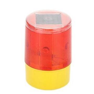 警示灯、太阳能,红色