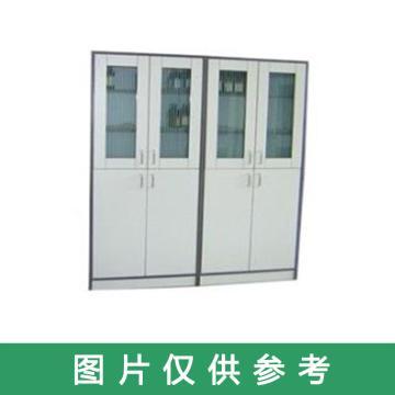 全钢物品柜,优质钢材,可放试剂、资料、文件、样品,900×450×1800mm