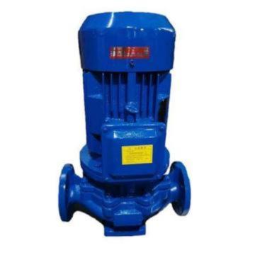 管道泵 ISG65-160,29米,功率7.5KW,380V,普通电机, 2900转速