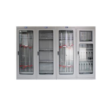 華泰 HT-007 大屏全智能電力安全工器具柜2000*800*450mm 1mm厚 智能除濕(套:1托3,共4臺)