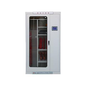 华泰 HT-006 中屏智能电力安全工具柜 绝缘工具柜 接地线柜2200*1100*600mm 1mm厚 智能除湿