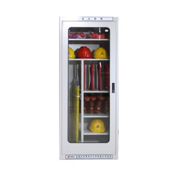 华泰 HT-004 普通电力安全工具柜 电力安全工器具柜 2000*800*450mm 1mm厚
