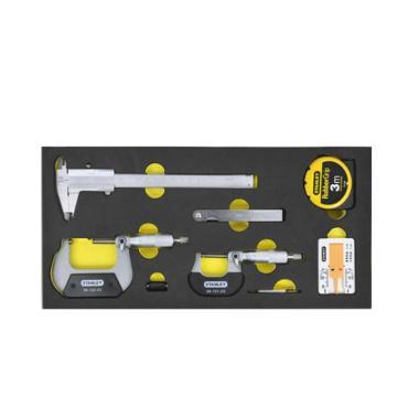 史丹利EVA工具托组套-6件测量类,90-045-23