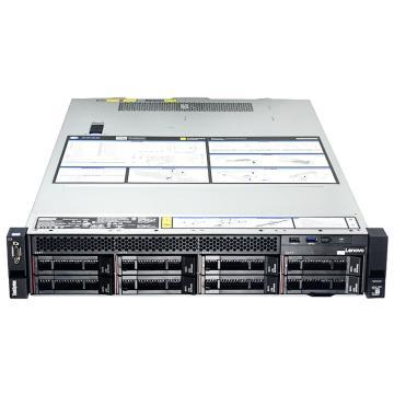 联想服务器,SR550 双电源 4208*2/16G*4/4* SAS 600G R730I 1G 550W*2 光驱 导轨 Server2012 定制