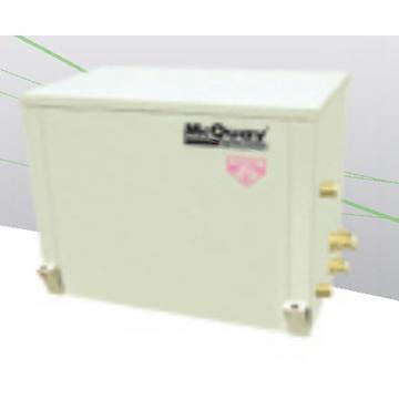 麦克维尔 分体式水源热泵机组,MWSC050DRP+MCK050VP。一价全包