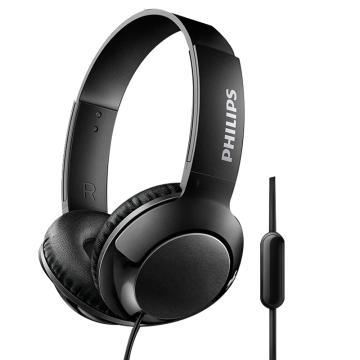 飛利浦(Philips)頭戴式耳機 SHL3075BK/00