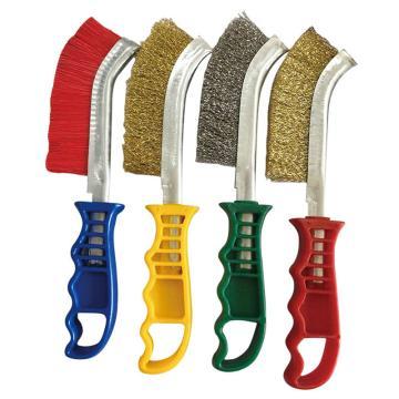 庫蘭刀刷,不銹鋼絲,12個/盒