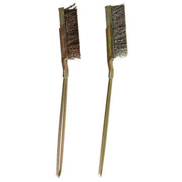 庫蘭小刀刷,銅絲,10個/盒