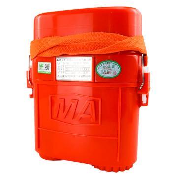 正安 隔绝式压缩氧气自救器,ZYX60,煤安证号MLA120120