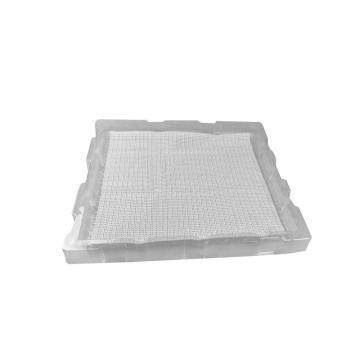 LIQIN PET透明吸塑盘带PVC软胶防滑垫-480*550*20mm(含开模费)-不涉及维保
