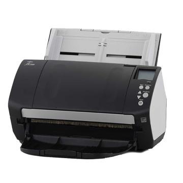 富士通 A4高速双面自动进纸馈纸式扫描仪,fi-7160