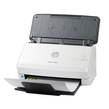 惠普(HP) 饋紙式掃描儀,快速掃描 雙面掃描 ADF進紙器 3000s3升級版 SJ Pro 3000 s4