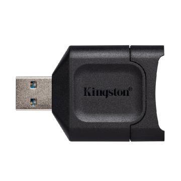 金士頓存儲卡,USB 3.2 UHS-II SD卡 MLP 多功能讀卡器