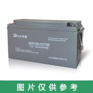 台达 蓄电池,12V/200Ah,DCF126-12/200