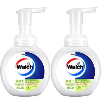威露士 泡沫抑菌洗手液,青檸盈潤兩支裝 225ml*2 單位:組