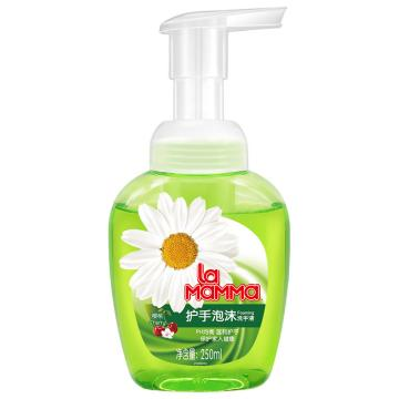 媽媽壹選 護手泡沫洗手液,櫻桃250ml 單位:瓶