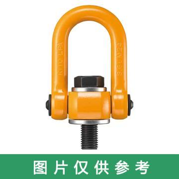 KITO 旋转吊环,额定载荷(T):0.5,LPA00510