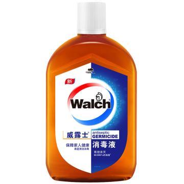 威露士 消毒液,630ml 單位:瓶
