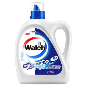 威露士 洗衣液,全自动5kg 单位:瓶